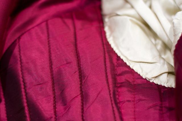Inner stitching