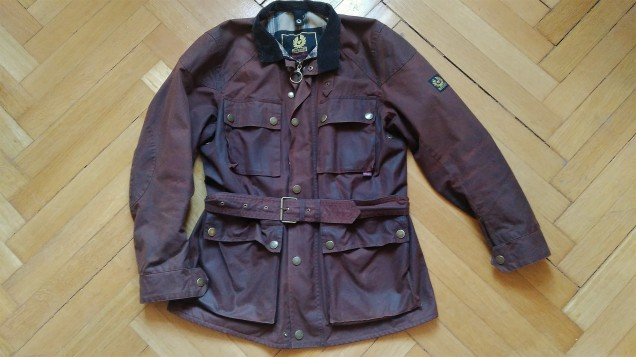 Моя куртка Belstaff: чем убитее, тем лучше